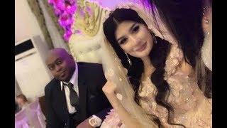 Девушка из Хорезма вышла замуж за дубайского миллионера