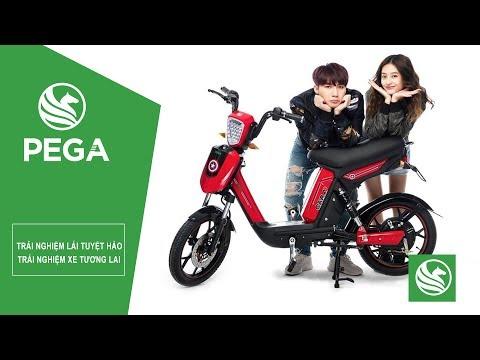 Quảng cáo xe đạp điện Hkbike Cap A2