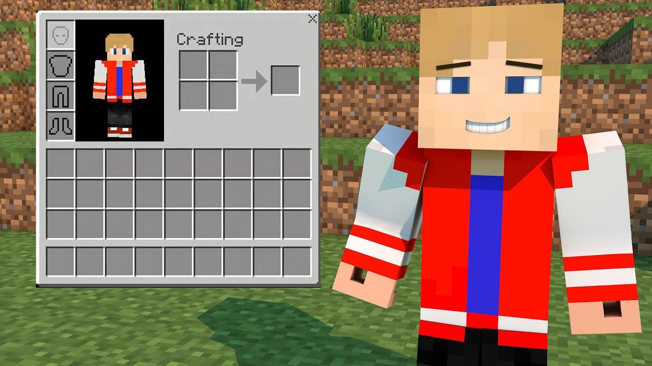 Pc Minecraft Crafting Mod