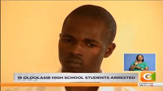20 students arrested over attempted KCSE exam cheating
