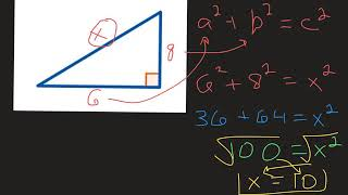 How to Apply the Pythagorean Theorem