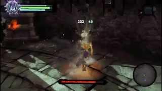 Le Juge des âmes...très intelligent ce boss... | Darksiders 2 - Episode 52