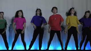 千里高校ダンス部3 文化祭 2018年9月