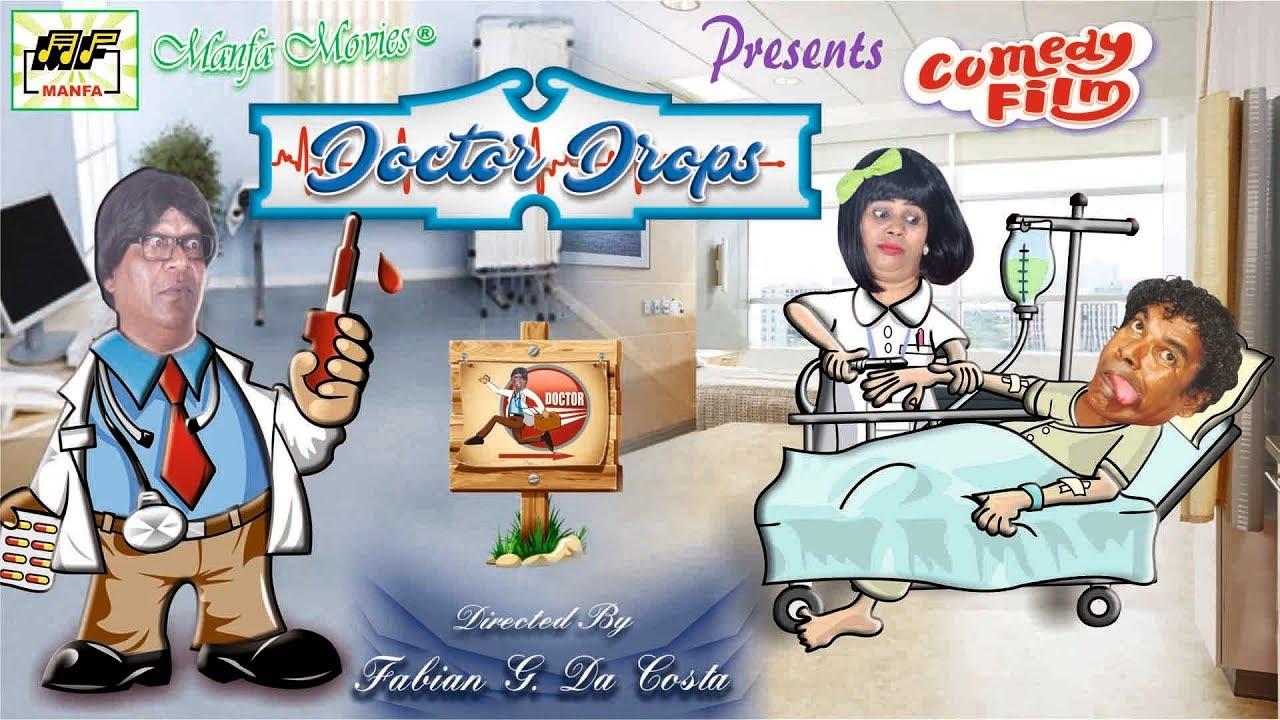 Doctor Drops | Comedy Konkani Movie | Manfa Music & Movies