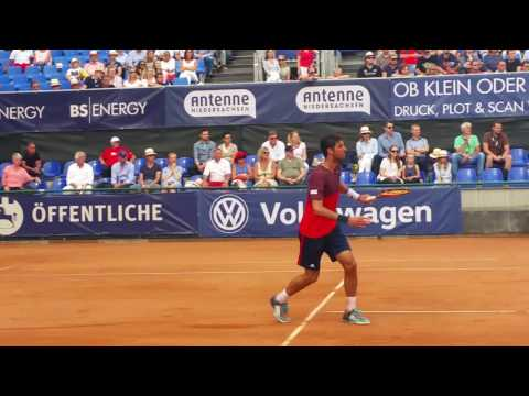 Thumbnail: Thomaz Bellucci wins Sparkassen Open in Braunschweig 2016