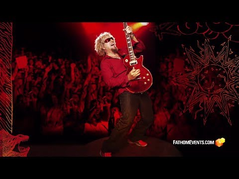 Red Til I'm Dead: Sammy Hagar's Rock-N-Roll Birthday Bash