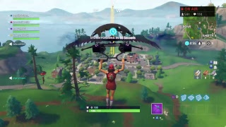 BEING ANNOYING ON FORTNITE