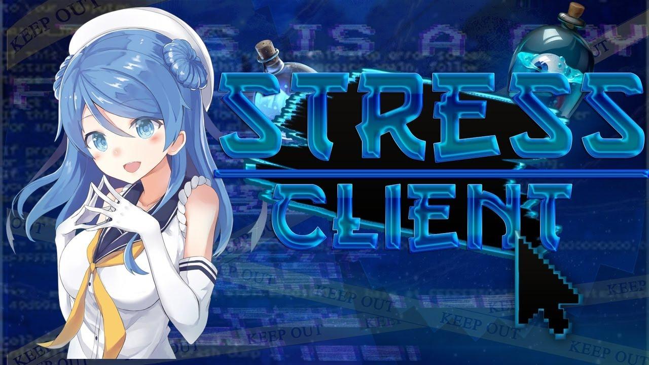 STRESSCLIENT - ЧИТ КОТОРЫЙ НЕ НАЙДУТ НА ПРОВЕРКЕ !! GHOST CLIENT 1.12.2
