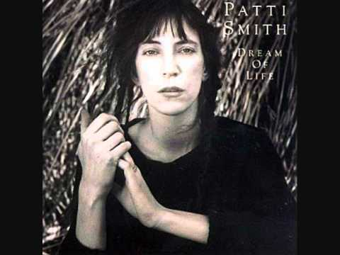 Patti Smith - As the night goes by