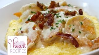 Rosie's Shrimp And Grits Recipe | I Heart Recipes