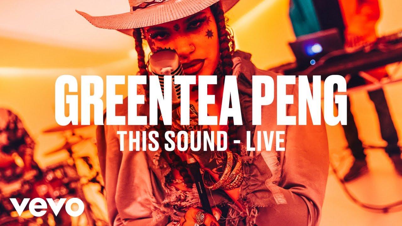 Greentea Peng - This Sound (Live) | Vevo DSCVR