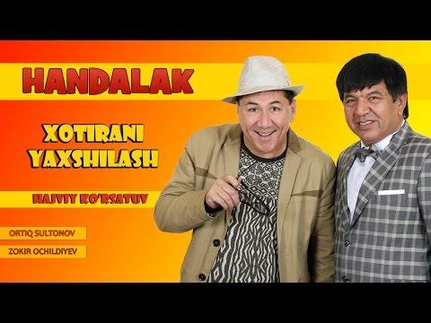 Handalak - Xotirani yaxshilash | Хандалак - Хотирани яхшилаш (hajviy ko'rsatuv)
