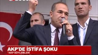 AK PARTİ'DE İSTİFA ŞOKU!