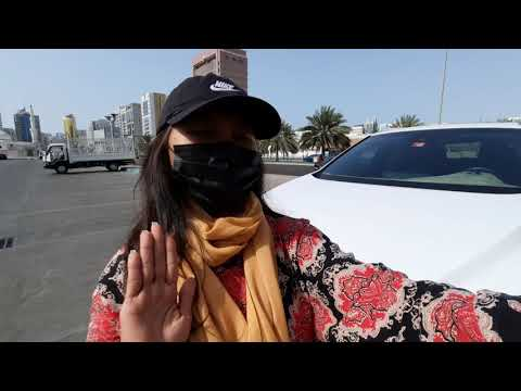 ROAD TRIP | PARKING AREA@ABU DHABI CENTRAL POST OFFICE - EMIRATES POST | pinayLadyDriverUAE