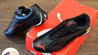 Мужские кроссовки Puma Ferrari Low для повседневной носки
