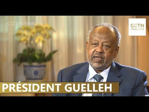 Interview exclusif du président de la République de Djibouti, Ismail Omar Guelleh