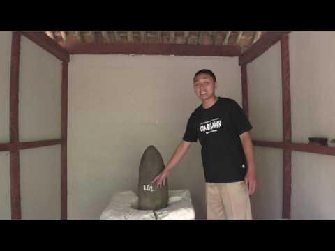 Lingga Yoni [Nomor Registrasi  Cagar Budaya: 181] - Simbol Kesuburan Pria Dan Wanita - Video 00102