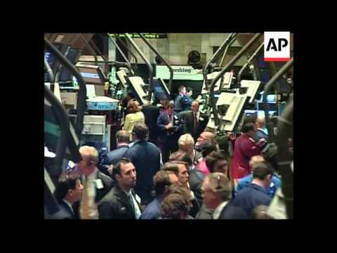 US stocks slump, bond prices soar following weak employment report