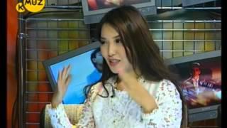 Назик үндүү, кымча белдүү кыргыздын ак-куусу аталган Кундуз Канатбек кызы эфирде