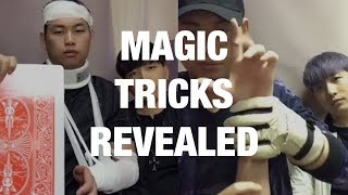 Magician's Friend Spoils Every Trick in Hilarious Fashion