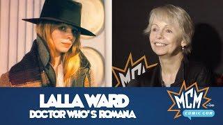 lalla Ward интервью
