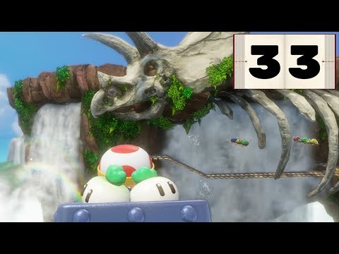 Captain Toad: Treasure Tracker Switch  Part 33: Odyssey Bonus 2