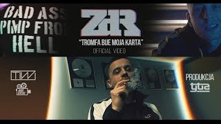 ZdR feat. Jav Zavari - Tromfa bije moja karta prod. Tytuz (Official video)