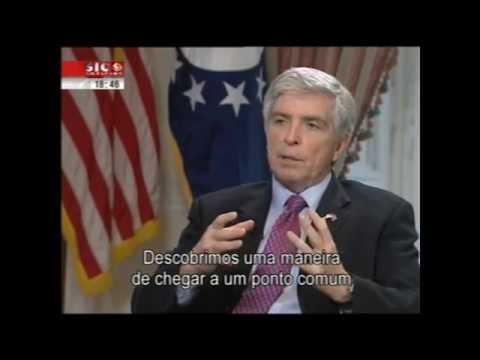 Ambassador Robert Sherman Interview SIC Noticias