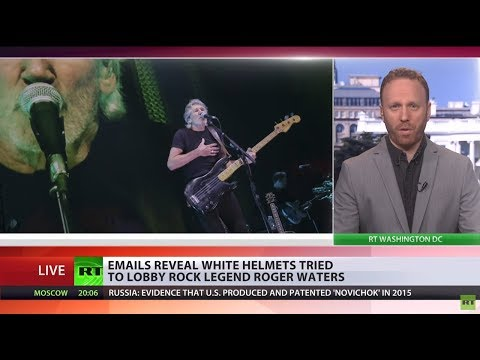 Roger Waters abhors endorsing 'Feelgood' campaigns – Blumenthal on White Helmets email revelations