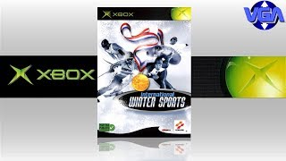 Espn International Winter Sports Gameplay Xbox Ps2 Gamecube 2002