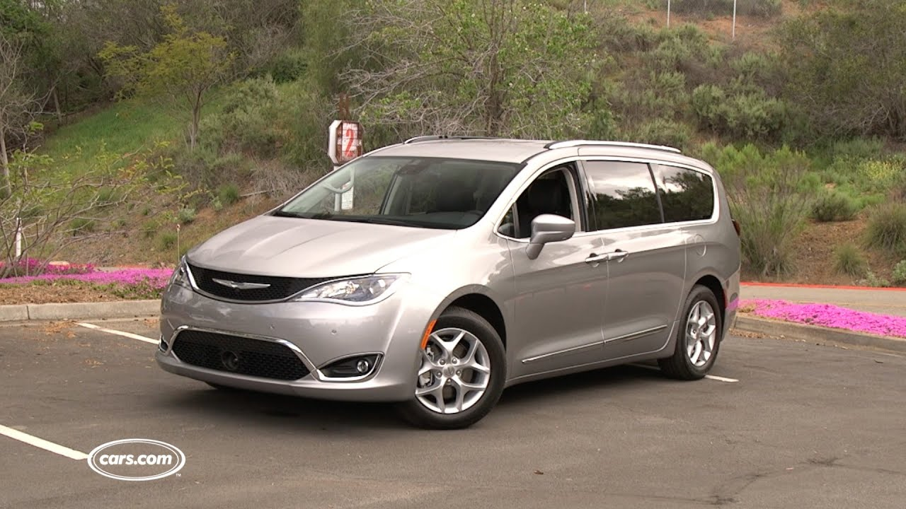 2017 Chrysler Pacifica - YouTube