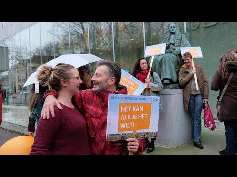 Holanda tem de reduzir a poluição