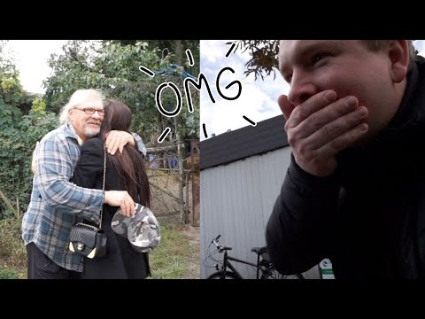 VLOG - Finding Our Dad After 18 Years!!