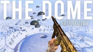 Exploring The Dome in Battlefield V