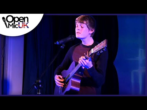 ED SHEERAN - TENERIFE SEA performed by GEORGE HARRIS at Nottingham Open Mic UK Music Competition
