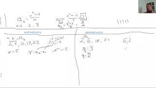 Jak zdać maturę z matematyki? cz.9 Ciągi (1)
