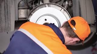 Гледайте нашето видео ръководство за отстраняване на проблеми с Накладки за ръчна спирачка OPEL