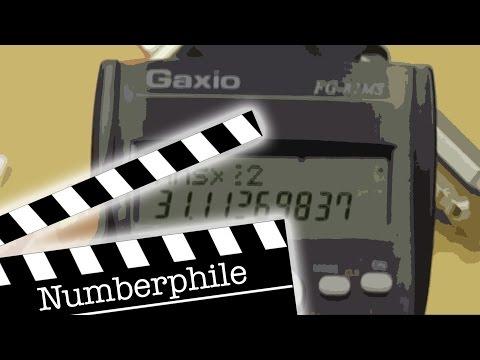 Incredible Formula - Numberphile