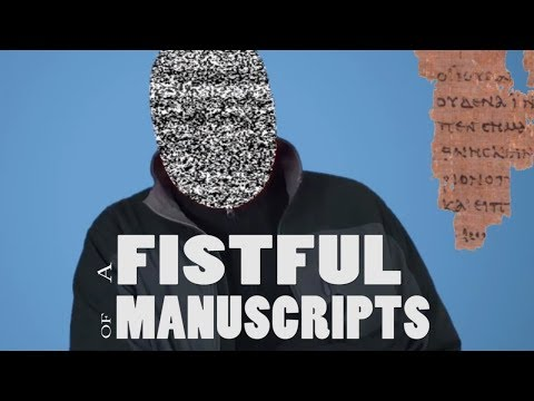 A Fistful of Manuscripts (Voddie Proves the Bible Part 2)