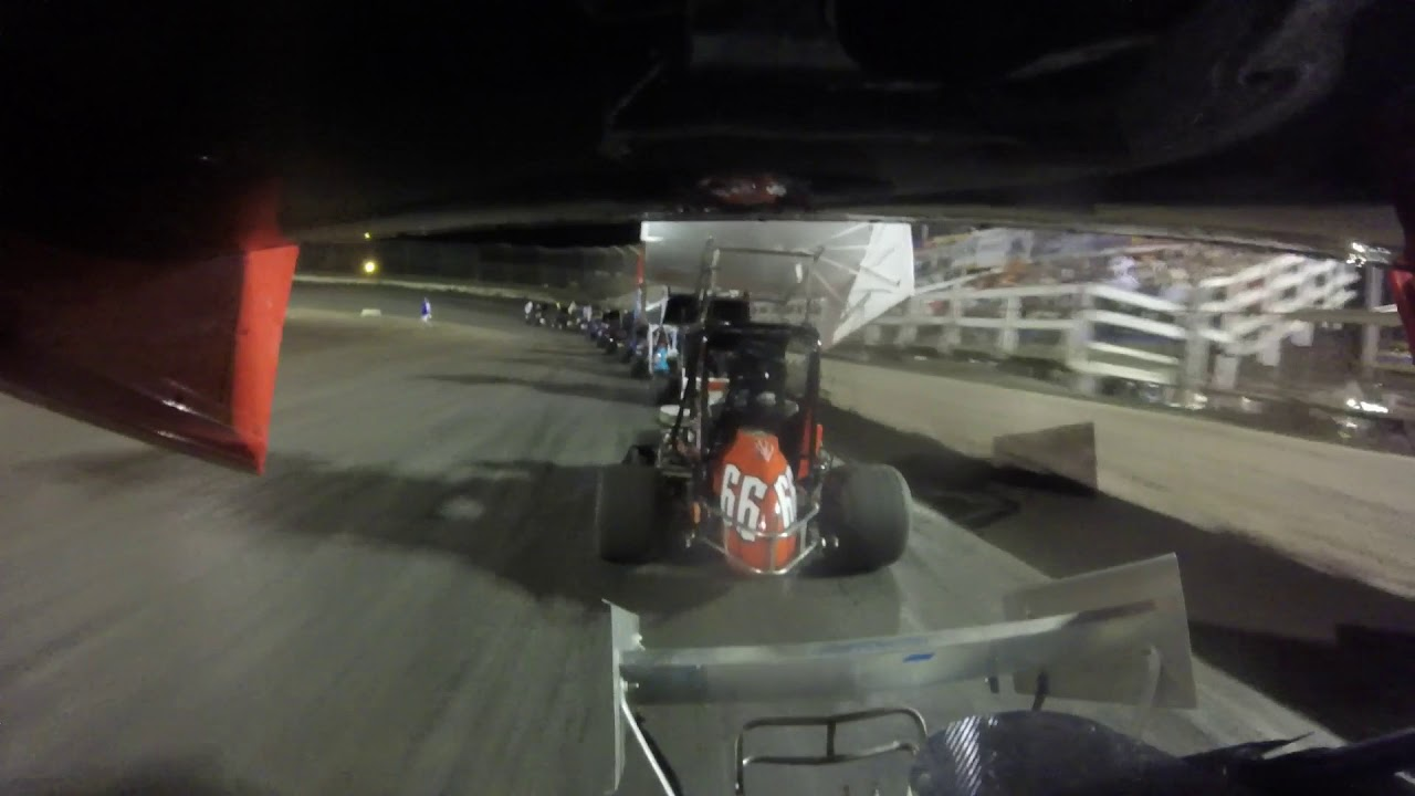 Mini Sprint @Macon Speedway 7/27/2019