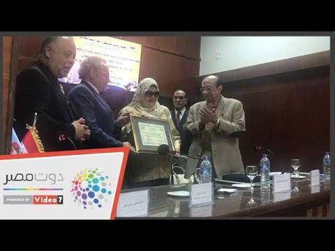 -كتاب مصر- يكرم كبار مبدعى السينما والتليفزيون  - 15:54-2018 / 11 / 17