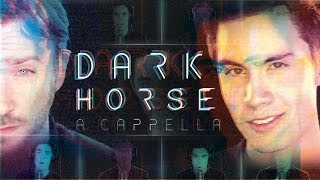 Repeat youtube video Dark Horse (Katy Perry) - Sam Tsui & Peter Hollens A Cappella Cover