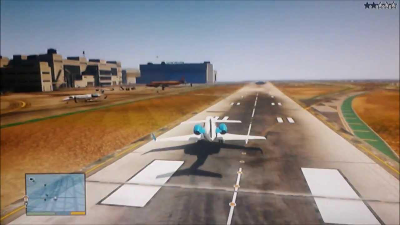 Jet Privato Lussuoso : Gta come prendere jet privato youtube