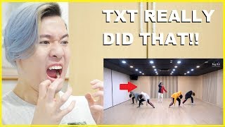 Baixar TXT (투모로우바이투게더) CROWN DANCE PRACTICE | BIGHIT IS A GENIUS | TXT REACTION