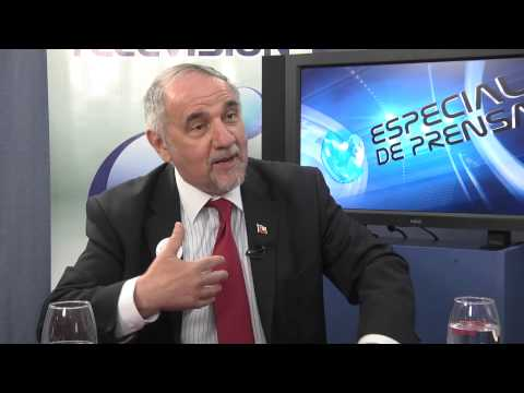 ESPECIAL DE PRENSA CON EL CANDIDATO PRESIDENCIAL DEL PRI, RICARDO ISRAEL - Iquique TV