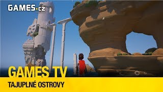 Games TV #13: Tajuplné ostrovy (RiME, The Witness, Miasmata)