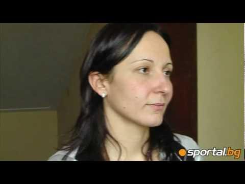 Evgenia Radanova to Sportal TV