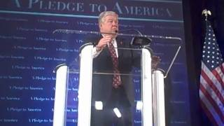 Haley Barbour Addresses RNC On Election Night 2010