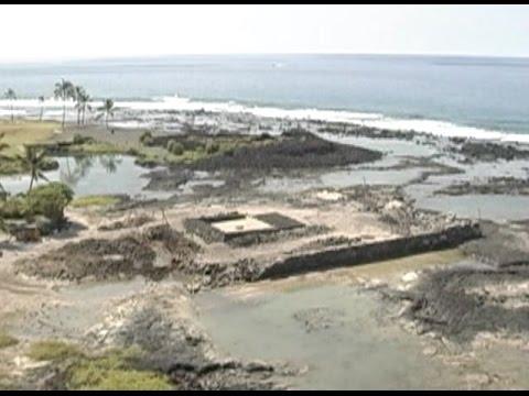 West Hawai'i historical sites - Restoring heiau