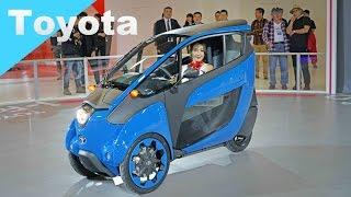 Toyota - 2016 世界新車大展   特別報導